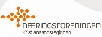 Kristiansand Næringsforening logg