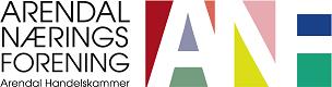 Logo Arendal Næringsforeing Arendal Handeslkammer
